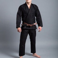 Athlete 3 Kimono Midnight Edition BLK 1