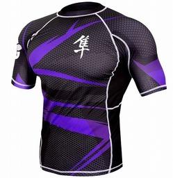 Rash shortsleeve purple2