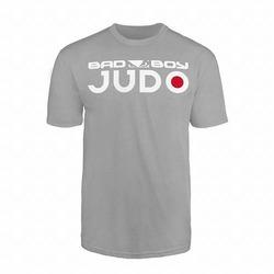 Judo Discipline T grey 1