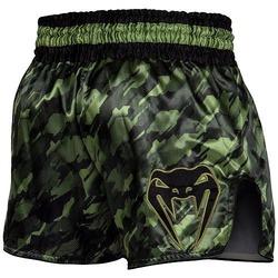 Tecmo Muay Thai Shorts Khaki 2