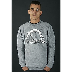 sweatshirt LOGO SKETCH Gray1