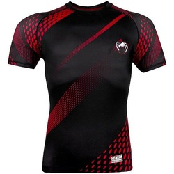 Rapid Rashguard - Short Sleeves red 1