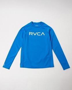 AJ045851 kids rvca longsleeve blue1