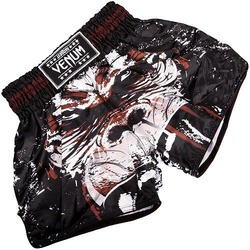 Gorilla Muay Thai Shorts black 1