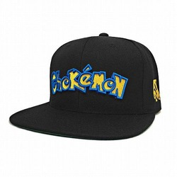 Chokemon Hat Black 1