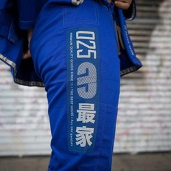 AUTHENTIC ADULT GI blue 4