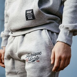 Technique and Spirit Joggers Grey2