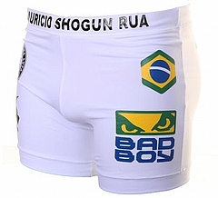 Fightshort Bad Boy Shogun Officiel UFC White