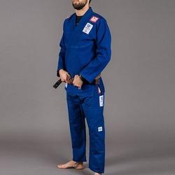 Athlete 2 Kimono - Blue 1