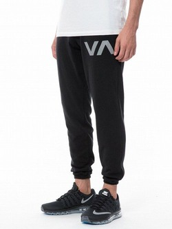 SWIFT SWEAT PANT black 1