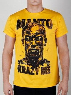 MANTOxKRAZYBEE_tshirt_yellow1