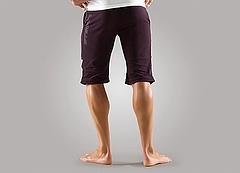 LifeStyle Shorts_Mens_Back