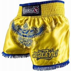 Garuda_Muay_Thai_Shorts_yellow1b