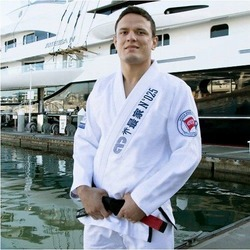 YACHT KLUB ADULT GI white 1