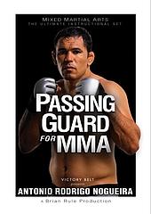 DVD アントニオ・ホドリゴ・ノゲイラ パスガード For MMA