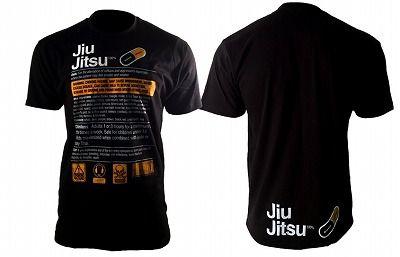 Tshirts Jiujitsu Drug BK1