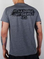 t-shirt JUNGLE melange 2