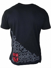 Oni Black T-Shirt2