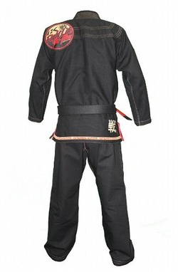 SHIDO Limited Edition Black 4