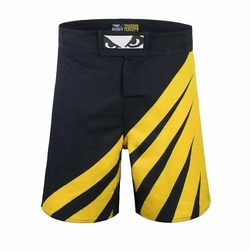 Training_Series_Impact_MMA_Shorts_blackyellow1