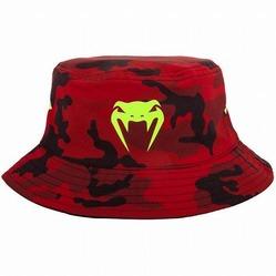 Atmo Bucket Hat red camo 1