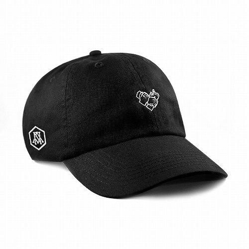 Locked Up Black Dad Hat 1