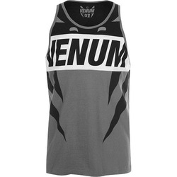 Revenge Tank Top gray black1