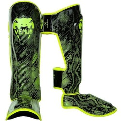 Fusion Shinguards yellow 1