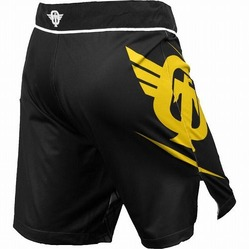 Performance Fight Shorts Yellow 2