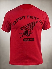 Tapout Thors Might Red T-Shirt