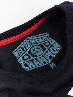 t-shirt METAL black 3