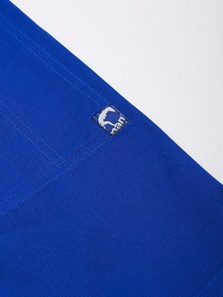 MANTO BJJ Gi Pants BASIC blue3