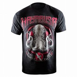 Octopus T-Shirt red 1a