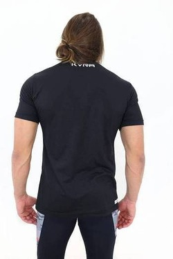 CAMISETA MUSCLE UP black 3