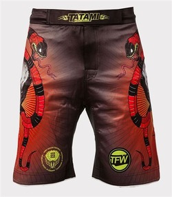 Honey Badger Shorts 1