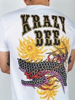 tshirt_KRAZY_BEE_DRAGON_white2