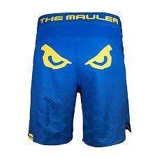 Mauler Legacy III MMA Shorts2