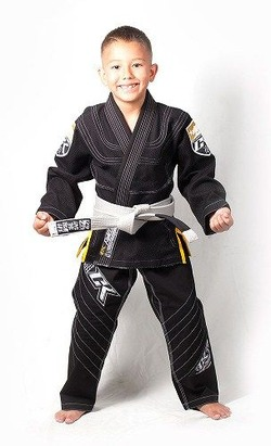 Freshman Kids Gi Black 1