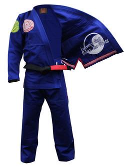 Alpha Jiu-Jitsu Blue Gi 1
