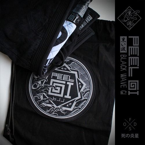 BLACK WAVE BJJ Gi 4