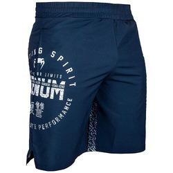 Signature Training Shorts navywhite1