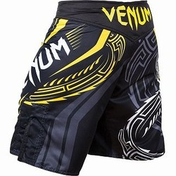 Fightshort Lyoto Machida Ryujin Black Yellow 4