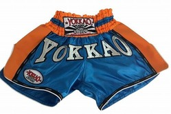 YOKKAO C4 Carbon Muay Thai Shorts 1