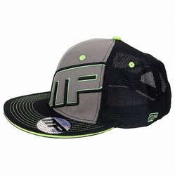 Icon Mesh Snap Back Hat1