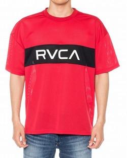 AJ041311 RVCA DEALER SS T red1