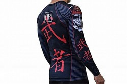 Limited Edition Warrior Jiu-Jitsu Rash Guards 3