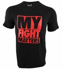 Tee Gilbert Melendez My Fight Matters BK1