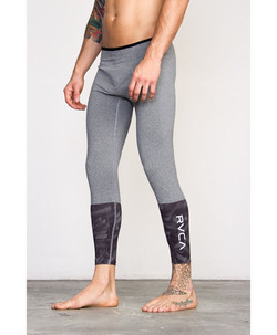 Defer Compression Pants gray 2