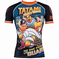 The Guardeiro Rash Guard 1