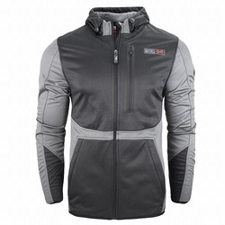 XTrain Bonded Jacket blackgrey1
